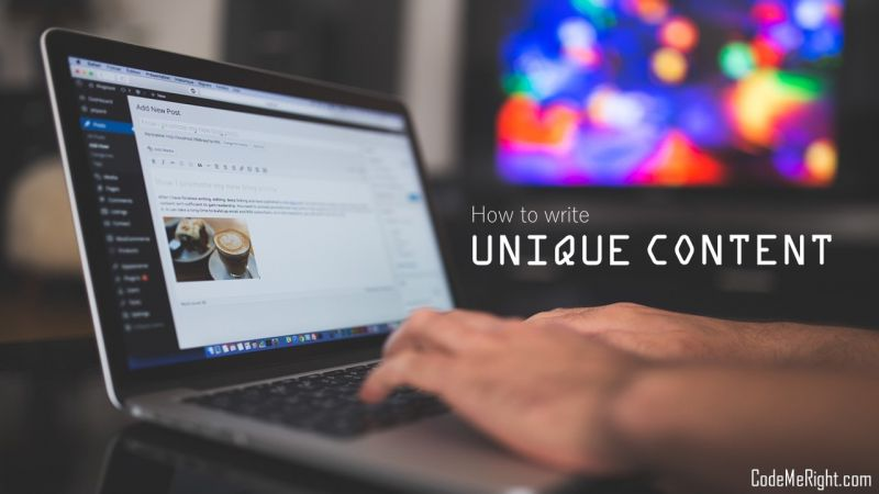 How To Empower Your SEO With Continuous Unique Content