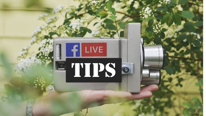 9 Facebook Live Tips To Make More Interesting Videos- Live Video Tips For Every User