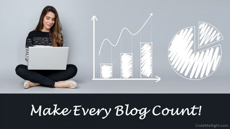 50 Universal Steps Of How To Write A Blog- Make Every Blog Post Count